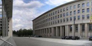 Protokollhof des Auswärtigen Amts in Berlin