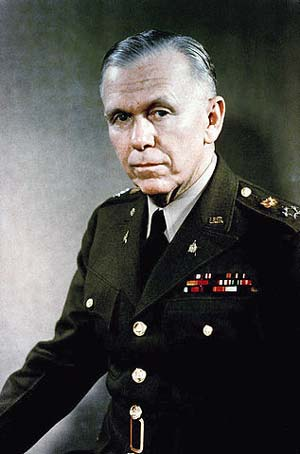 George C. Marshall - US-Außenminister (1947 - 1949)