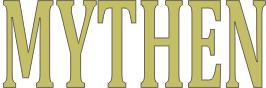 Mythen Schriftzug