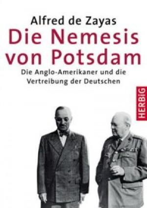 Alfred Maurice de Zayas, Nemesis von Potsdam